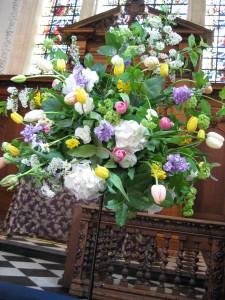 April Flowers