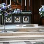 Hydrangea pedestals