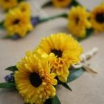 Chrysanthemum Buttonhole